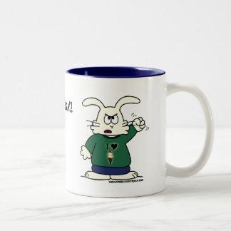 それは火曜日でなければ-コーヒー・マグなりません ツートーンマグカップ