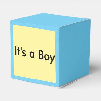 それは男の子です! フェイバーボックス