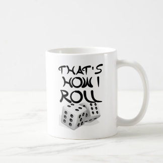 それは私がいかに転がるかです コーヒーマグカップ