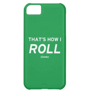 それは私がいかに転がるかです iPhone5Cケース