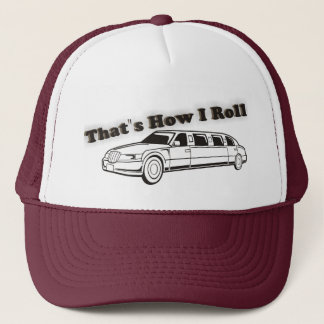 それは私が古い学校のリムジンの帽子をいかに転がるかです キャップ