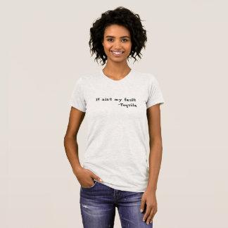 それは私の欠陥ではないです Tシャツ