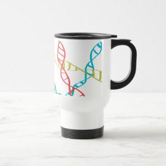それは私のDNAにあります トラベルマグ