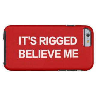それは私を(切札) -赤装備しましたり、信じます ケース