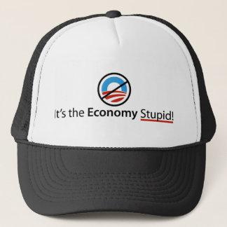 それは経済の愚かな帽子です キャップ
