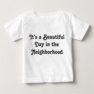 それは美しい日です ベビーTシャツ