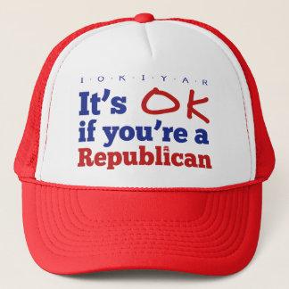 それは良いですあなたは共和党員 キャップ