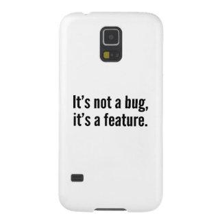 それは虫、それです特徴ではないです GALAXY S5 ケース