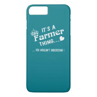 それは農家の事です iPhone 8 PLUS/7 PLUSケース