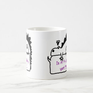 それは金曜日まだあります コーヒーマグカップ