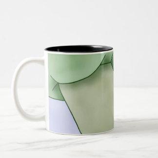 それは驚きです ツートーンマグカップ