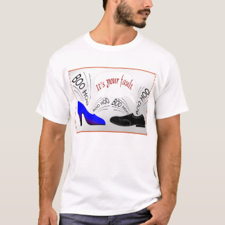 それは(事がうまくいかなければ)あなたの欠陥です Tシャツ