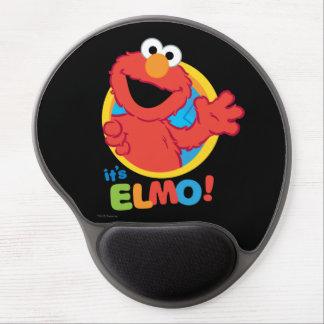 それはElmoです ジェルマウスパッド