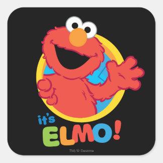 それはElmoです スクエアシール