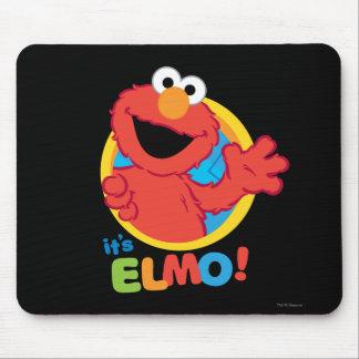 それはElmoです マウスパッド