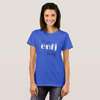 それはenfjの事です tシャツ