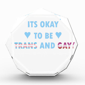 それはTRANSおよびゲイ(v3)であることは良いです 表彰盾