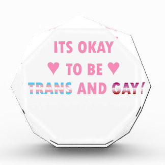 それはTRANSおよびゲイ(v4)であることは良いです 表彰盾