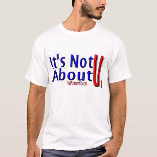 それはU.についてありません Tシャツ