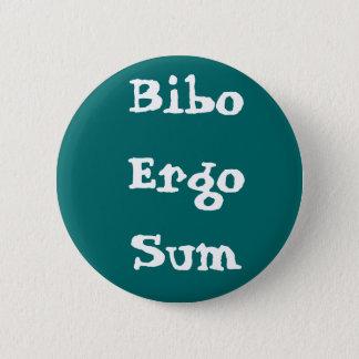 それゆえにBiboの合計 5.7cm 丸型バッジ