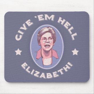 それらに地獄、エリザベスを与えて下さい マウスパッド