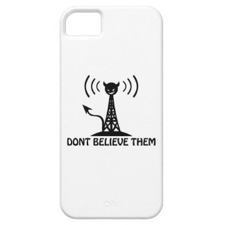 それらにIphoneの場合を信じないで下さい iPhone SE/5/5s ケース