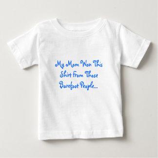 それらのはだしのPeopl… ベビーTシャツ