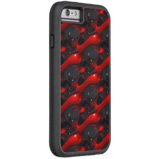 """""""それらの赤のかかと""""の穹窖の堅いXtremeのiPhone 6 Tough Xtreme iPhone 6 ケース"""