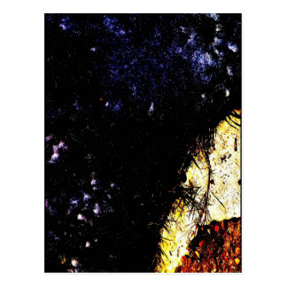 """""""それらは星"""" JTGの芸術の郵便はがきではないです ポストカード"""