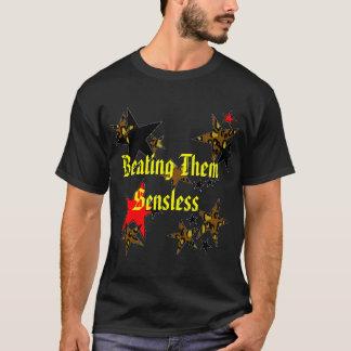 それらを打ちますSensless Tシャツ