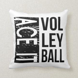 それをバレーボールの枕楽勝で突破して下さい クッション