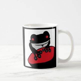 それを保ちますFroggyのマグ コーヒーマグカップ