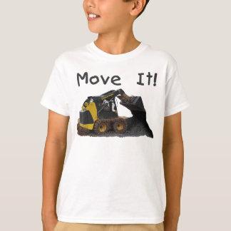 それを動かして下さい! Tシャツ