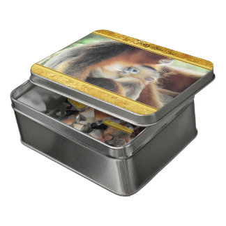 それを吸っているベビー猿は母乳です ジグソーパズル