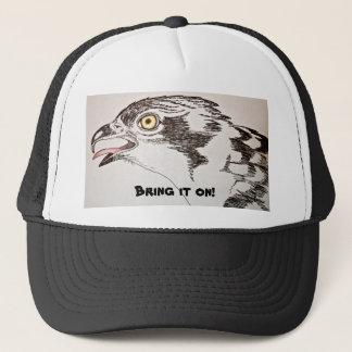 それを持って来て下さい! トラック運転手の帽子 キャップ