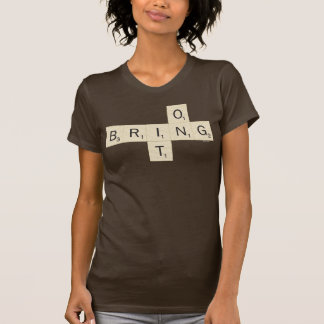 それを持って来て下さい Tシャツ