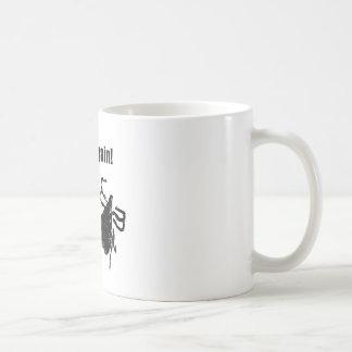 それを殺すことができません考えて下さいか。 再度考えて下さい! コーヒーマグカップ