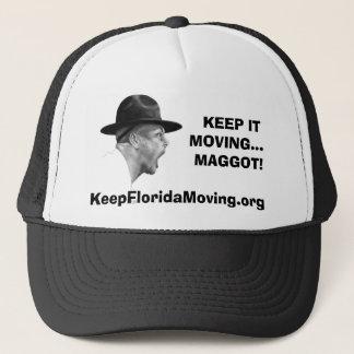 それを移動…教練指導官の帽子保って下さい キャップ