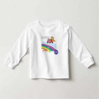それを素晴らしくさせて下さい トドラーTシャツ