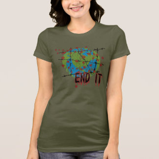 それを終えて下さい Tシャツ
