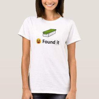それを見つけられる- Geocaching Geocacheアイコン Tシャツ