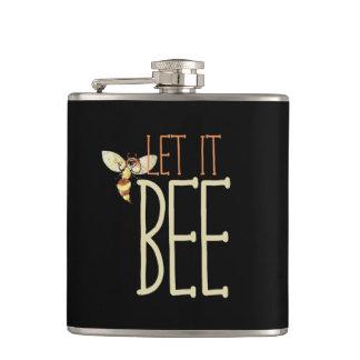 それを許可される蜂 フラスク