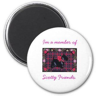 それを4、Im Scottyの友人のメンバー使用して下さい マグネット