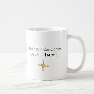 それをCandlemasと、私達呼びますそれをImbolcと呼びます コーヒーマグカップ