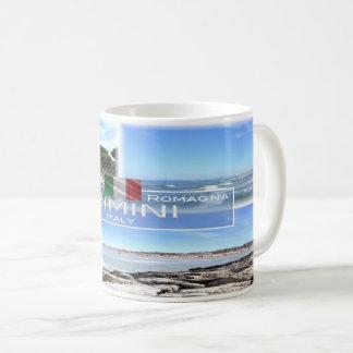 それイタリア-エミリアロマーニャ-リミニ- コーヒーマグカップ