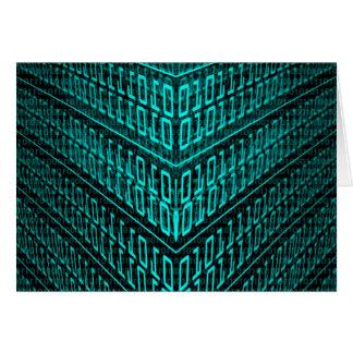 それプログラミングコンピュータ2進符号プログラマー カード