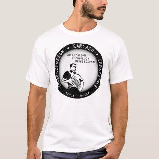 それプロフェッショナルのシール Tシャツ