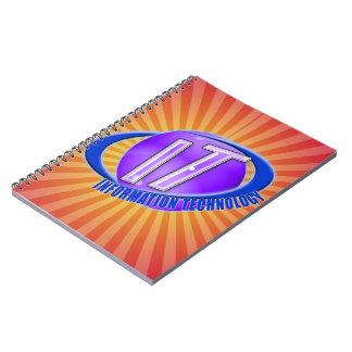 それロゴORB/SWOOSHの情報技術 ノートブック