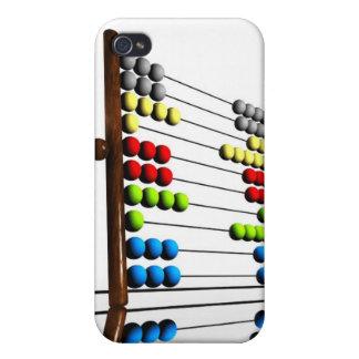 そろばん、コンピュータアートワーク iPhone 4 COVER
