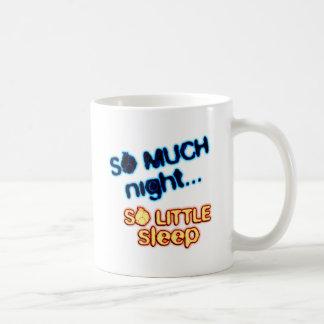 そんなに夜 コーヒーマグカップ